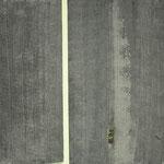 passage 3 100 x 100cm acryl et cendres sur toile