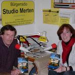 Bürgerradio Studio Merten, Interview, (Bornheim, 2018)