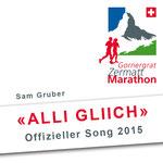 Alli Gliich - Offizieller Song Zermatt Marathon (2015)