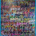 ArtOne writings Tags Cross Over Deep 2012  120x160cm