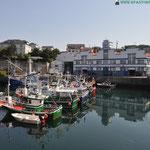 La lonja de los pescadores