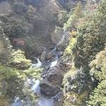 雲仙橋からの眺め