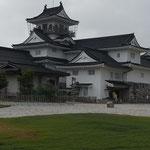 富山城 富山市の中心街にあり、きっとオアシスのような存在なんだろう。