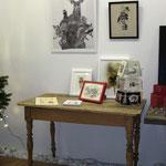 Aachener Weihnachtsmarkt in der Galerie Frutti dell'Arte in der Viktoriastrasse 24, Impressionen