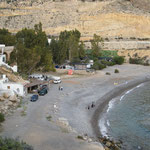 10.10. Mein Campingplatz bei Almeria