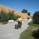 19.10. Ankunft in Rabat
