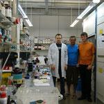 05.10. Chemielabor in Valencia
