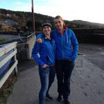 Selektionsrennen Lillehammer / Susi & Verena