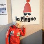 1.Selektionsrennen, La Plagne