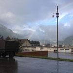 Das Wetter spielt verrückt :-)