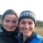 Selektionsrennen Lillehammer / Susi & Marina