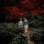 Paarshooting im Wald
