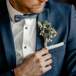 Hochzeitsfotografie: Bräutigam
