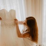 Hochzeitsfotografie: Getting Ready