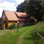 Polsterberger Hubhaus: Waldgaststätte mit sehr guter bodenständiger und regionaler Küche