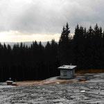 Auf der Piste: Schneematsch