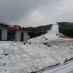 Cash - das lässt sich derzeit im neu aufgerüsteten Skigebiet am Harzer Wurmberg gerade nicht machen