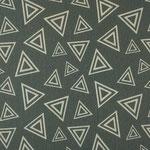 Doppelt Dreieck grau