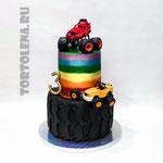 Торт Вспыш. #вспыш #торт #шоколад