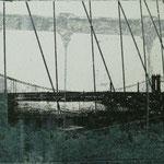 NY II - Intaglio - 15 x 20