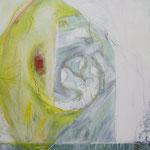 start up I - Acryl, Graphit, Schellack - 100 x 120 - 2012
