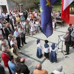 2007 - Inauguration Mairie