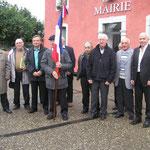 M le Maire et les Anciens Combattants
