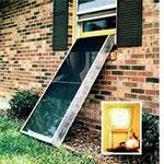 マザーのソーラー暖房|J. WEILAND