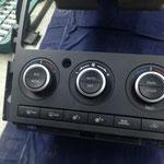 Монтаж кнопки переключения на газ на Mazda CX-9