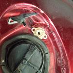 Установка  ВЗУ на Mazda CX-9