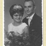 26.3.1964 Unsere Hochzeit- ich war 18..blutjung..