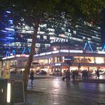 Berlin bei Nacht