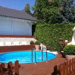 Rund-Pool 3,50 m x 1,50 m in Remse bei Glauchau