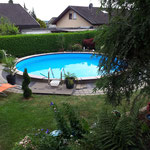 Rund-Pool 6,00 m x 1,20 m in Neuenstadt/Stein