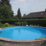 Rund-Pool 6,00 m x 1,20 m in Neuenstein/Stein