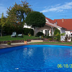 Pool 11,00 m x 5,00 m x 1,50 m in Schwalbach