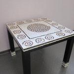 """Журнальный стол """"Спирали"""" 15000руб Дизайн Швец Екатерины"""