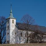 Michaelskapelle (Untergrombach), Februar 2019
