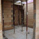 Eingangsbereich mit Blick in Flur