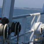 A l'abordage des îles du Ponant