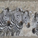 Okavanga - acrylique - 203X140