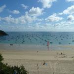 Cancale - Plage de Port Mer