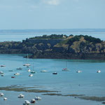 Cancale - Rocher de Rimains
