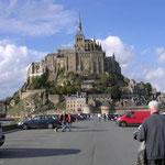 Mont Saint Michel 1