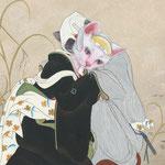 「新口村」-みゆきの歌舞伎シリーズ