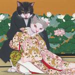 「堕ちていく女-桜姫」