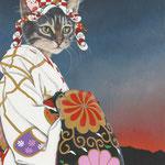 恋猫 「月」