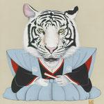 四神 「白虎」