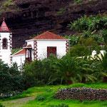 die Kirche von Las Angustias