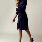 Japanese Coat; Photography: Krystina Woldanowski, H&M: Milko Grieger, Designer: Jennifer Moica